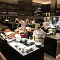 JW Marriott The Lounge Supper Buffet in Dec18