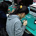 2017寒假勤益科大藍牙輪型機器人研習營