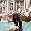 0801 羅馬第二天: 教堂噴泉廣場巡禮