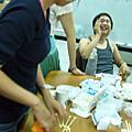 2008.06.18 謝師宴之欣芳順利口試