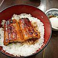 上野鰻魚飯