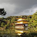京都--金閣寺