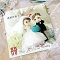 【 T&C Wedding 】結婚喜帖-我們結婚了