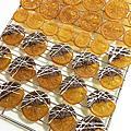 糖裹巧克力橙片-八天