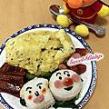 日本火腿培根歐姆蛋&麵包超人之愛的勇氣