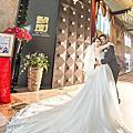 【 T&C Wedding 】宴客~新店彭園婚宴會館