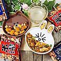 【聯華食品】萬歲牌~米果綜合果鹽味/辣味..閒暇嘴饞時的好搭檔