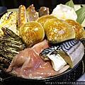 170828賞味篇~內湖區帝一帝王蟹海鮮黑毛牛伊比利豬頂級燒烤吃到飽