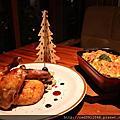 171211賞味篇~市府站BLAnC享用聖誕大餐