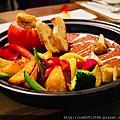 180324賞味篇~桃園市艾維農 歐風素食 x 藝文畫廊 Avignon Restaurant x Art Gallery