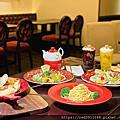 190719林口三井HelloKittyRedCarpet美式餐廳