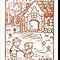 童話插圖章