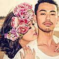 攝影King 造型Vanessa Robin & Marina 婚紗寫真