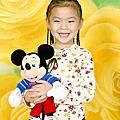 紅豆彩妝造型-兒童整體造型工作記錄