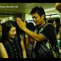 日本朋友Takuo & Mariko來台灣 in Taipei