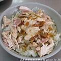垂楊路無名雞肉飯