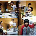 做蛋糕、鳳梨酥