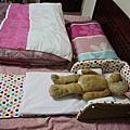 攜帶式嬰兒床