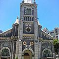 20140711 散策(4): 高雄玫瑰聖母堂、屏東麗貞館