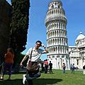 義大利蜜月-DAY2-比薩.米蘭