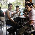 4-22陪三位帥哥遊台南