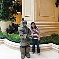 【2012澳門之旅】DAY1-1 台北到澳門-金沙城中心假日酒店