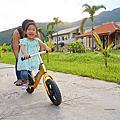 pengubike滑步車