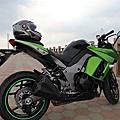 我的重機Kawasaki Ninja 1000 (Z1000 SX)