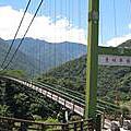 南投信義鄉吊橋之美