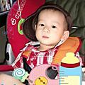 宗翰13-15個月的成長相片