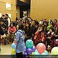 2014-12桃園鴻築詠恆社區聖誕晚會
