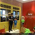 2015-06 積木塗鴉童趣餐廳開幕