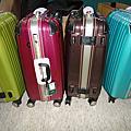 美麗華行李箱