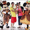 100.09.17-09.19《香港》迪士尼歡樂之旅