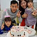 小貝兒兩歲生日