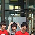 2008/3/22二軍街頭表演PK賽