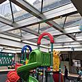 幼稚園採光罩隔熱紙工程