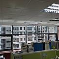 法務部辦公室隔熱紙工程