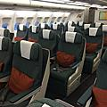 國泰航空全新區域型商務艙