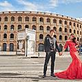 2016OCT環遊世界拍婚紗-西班牙 巴塞羅納 瓦倫西亞