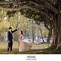 Hugh & Melody 婚禮攝影