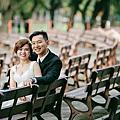Denis & Livi 婚禮攝影