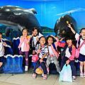 名人雙語幼稚園戶外教學-野柳海洋公園