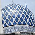 馬來西亞藍色清真寺
