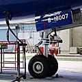 華航 B-18007