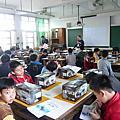2013成功國小機器人冬令營精彩剪影