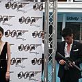2008 10/26 小范In『 007量子危機代言』