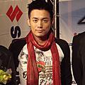 2009/01/08 小范 In 【suzuki NEX GSR-125 記者會】