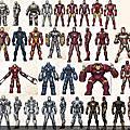 鋼鐵人裝甲系列