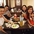 20080830(韓文班韓亭聚餐)
